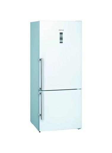 Profilo Profilo Bd3076Wfan Altan Donduruculu Buzdolabı 186X75 Cm No Frost Beyaz Renkli